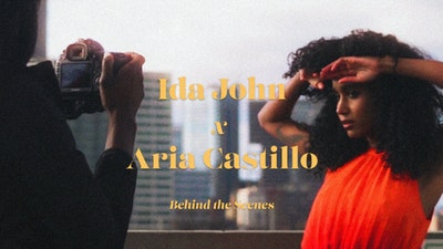 Ida John x Aria
