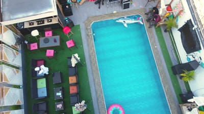 "Jamescourt ""SummerTime"" Pool Party"