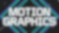 Showreel // 2D/3D Motion Graphics