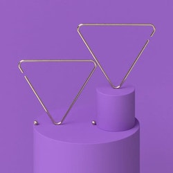 Spinning Triangles