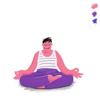 Meditation time ..