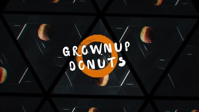 Grown Up Donuts - Out of this World