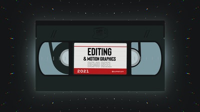 Cuppstuff | 2021 Demo Reel | Motion Graphics