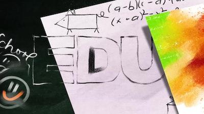 EDU visuals .. in motion